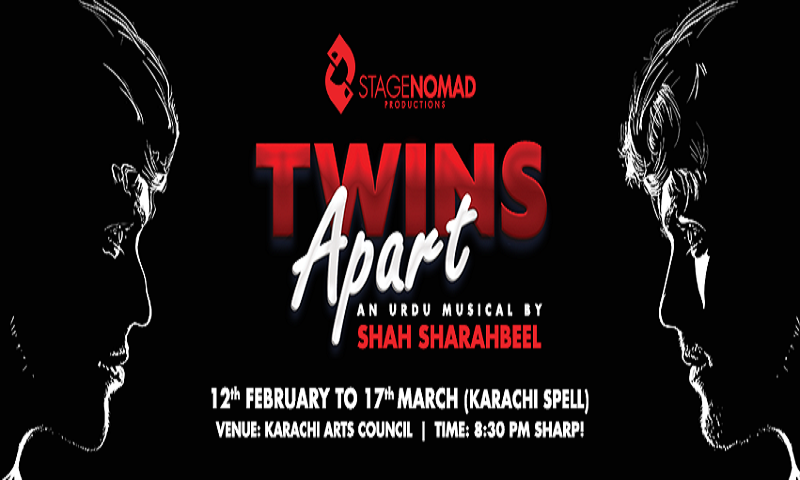 HIP Reviews: Dance, drama and music, Twins Apart gets the mix just right!