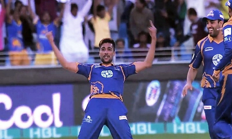 Karachi Kings capitalizes on Amir's frugality