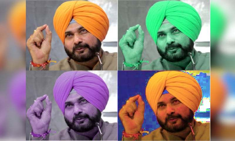 Navjot Sidhu refuses to blame the entire Pakistani nation, gets fired from show