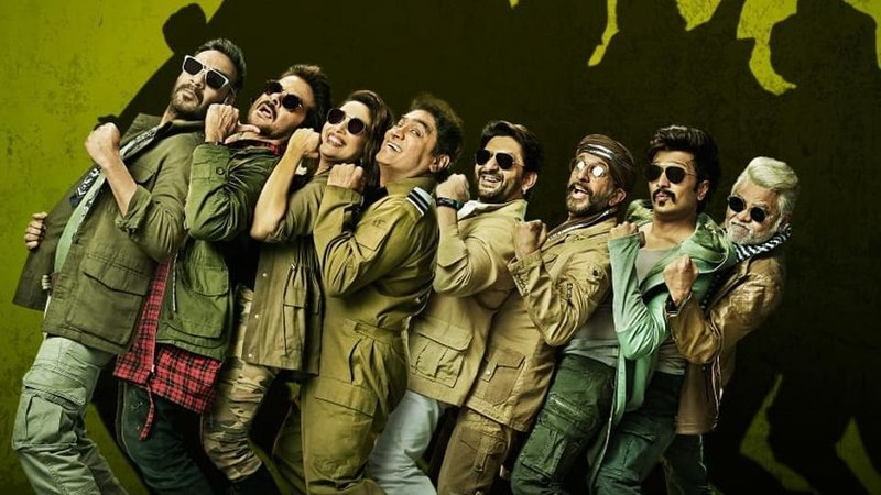Ajay Devgan refuses to release Total Dhamaal in Pakistan