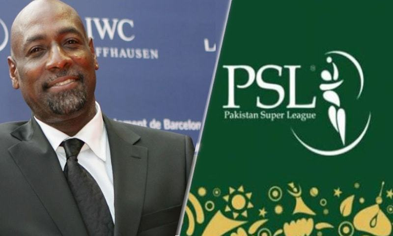 Host more PSL matches in Pakistan, says Sir Viv Richards