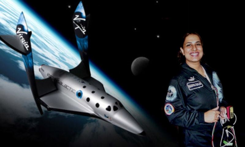 Namira Salim: Shattering the glass ceiling, all the way to space