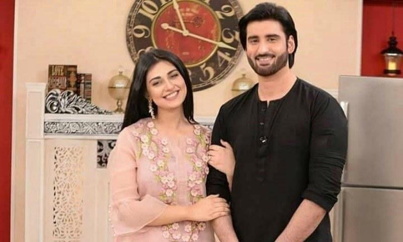 Agha Ali Broke the Silence on his Breakup with Sarah Khan