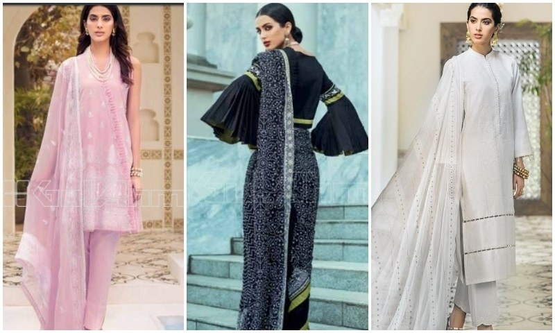 HIP Lists: Best Designs From Gul Ahmed's Exclusive Online Summer Premium Collection