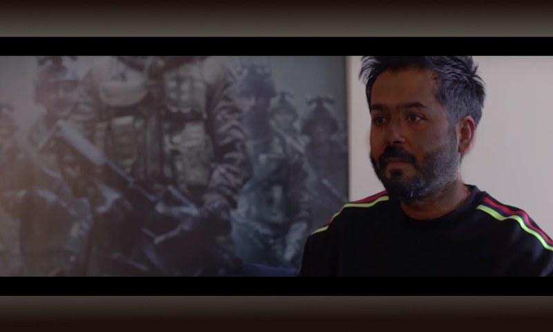 Indian propaganda flick director rages against Pakistan!