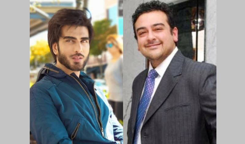 Imran Abbas Gives A Befitting Reply To Adnan Sami Khan's Tweet