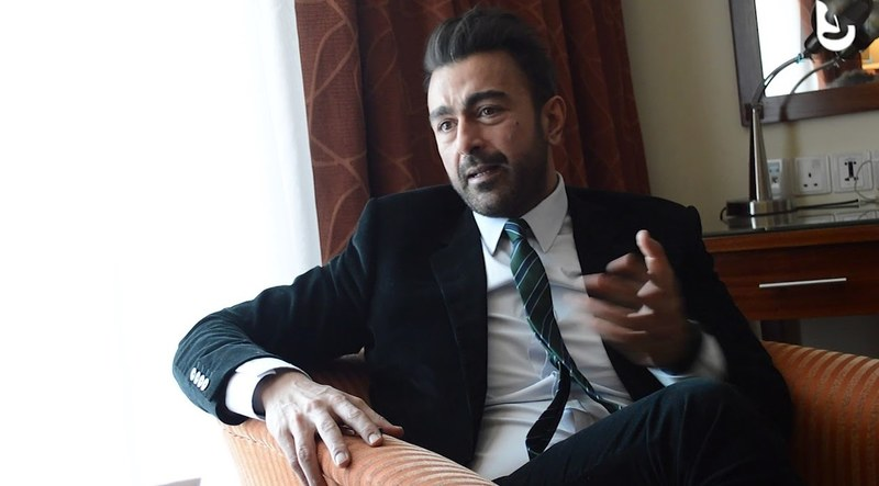 Shaan Shahid The Patriot and Doting Father
