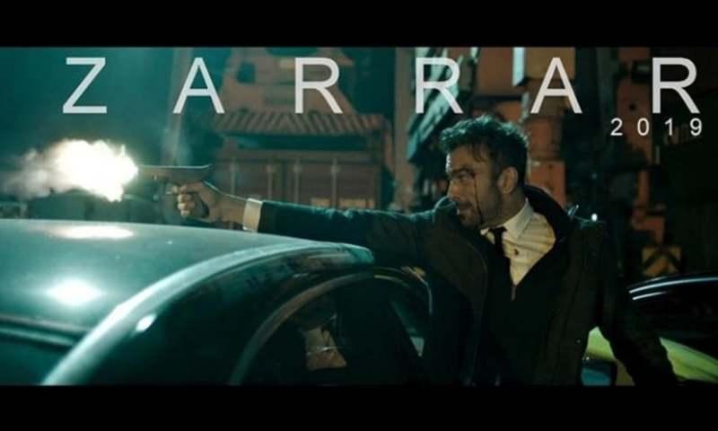 Shaan Shahid Shares His Character Look For Zarrar