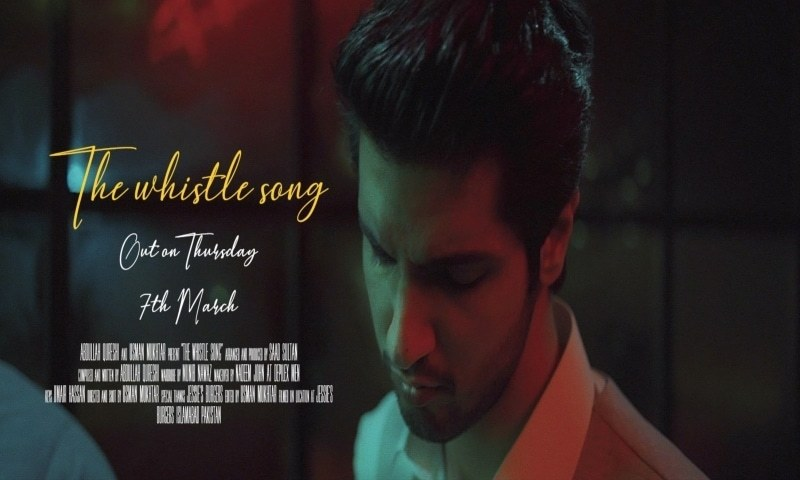 Abdullah Qureshi's 'The Whistle Song' is a Masterpiece!