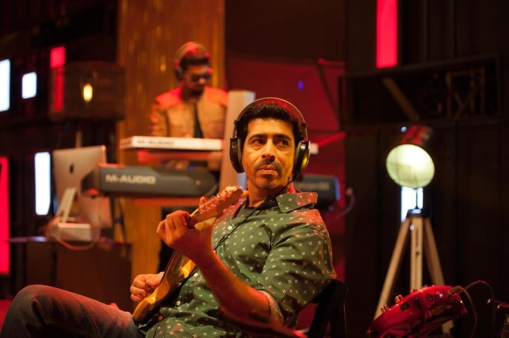Coke Studio Guitarist Fears For His Safety