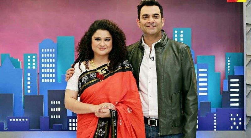Sania Saeed and Sarmad Khoosat Pair Up for a Theatre Play