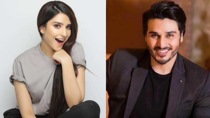 Ramsha Khan Signs an Exciting Project Alongside Ahsan Khan