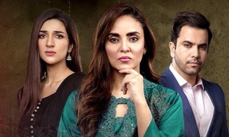 HIP Reviews Kamzarf Episode 12: Nadia Khan Plays Dominating Aima Perfectly