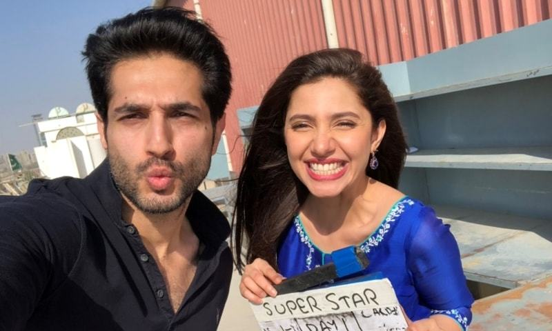 Shooting Begins For Mahira Khan and Bilal Ashraf Starrer 'Superstar'