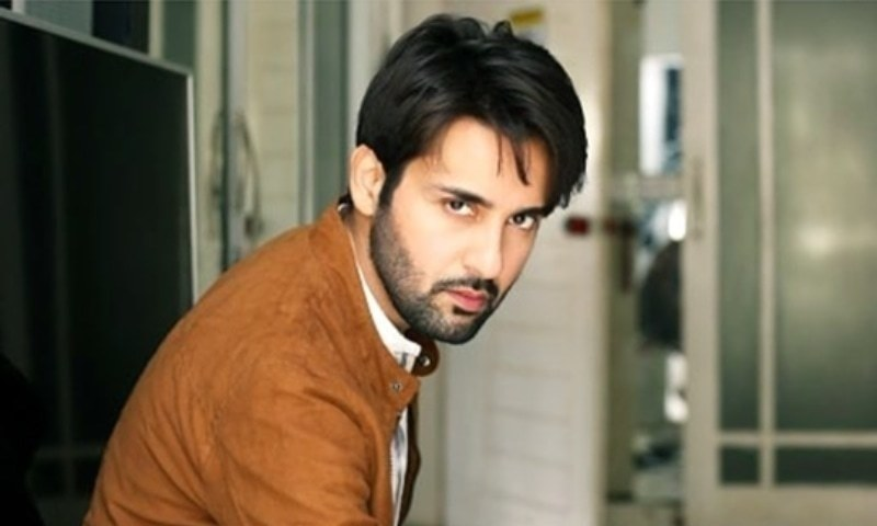 Affan Waheed Gears Up to Play his First Negative Character