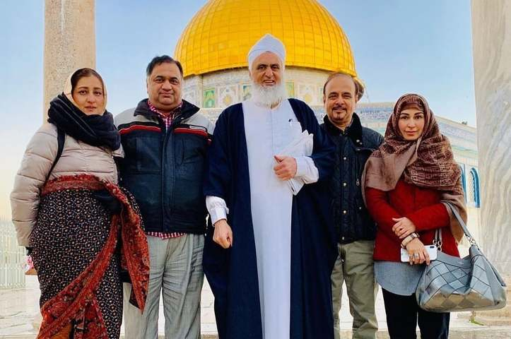 Reema Khan Shares About her Trip to Jerusalem
