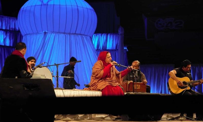 Rafi Peer Sufi Festival all Set to Rock Lahore