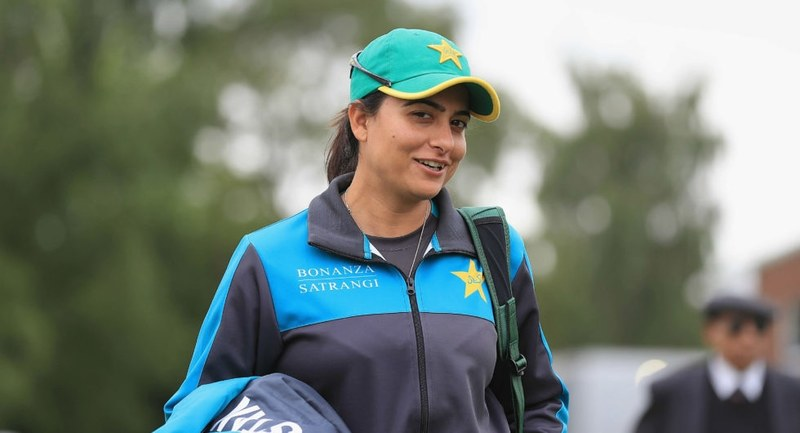 Pakistan Dominates South Africa as Sana Mir Picks Up 4 Wickets