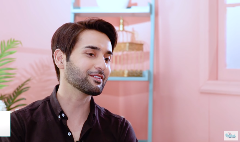 Affan Waheed Talks About Depression in 'Rewind with Samina Peerzada'