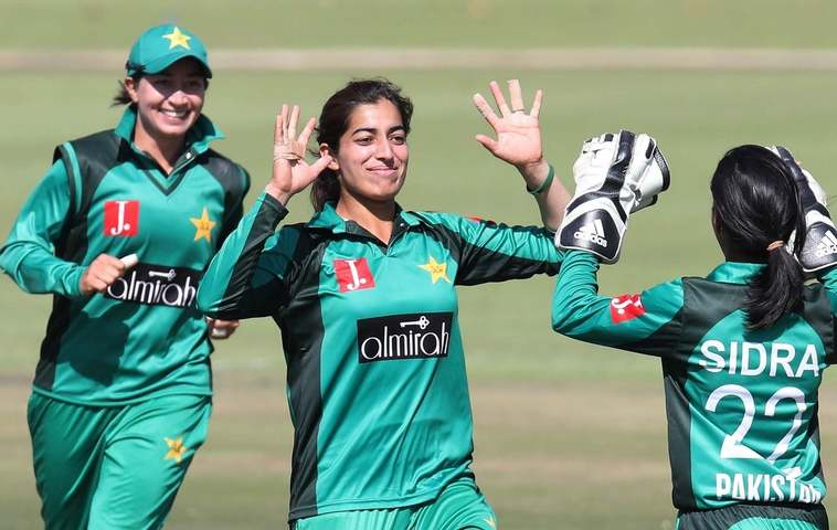 Aliya Riaz Takes Pakistan to a Tie, Series Drawn on 1-1