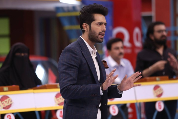 "Fahad Mustafa Announces his Ambassadorship for ""Hoga Saaf Pakistan"""