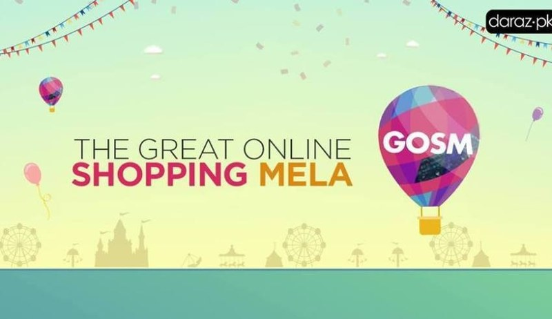 Daraz Brings the Industry Together for The Great Online Shopping Mela!