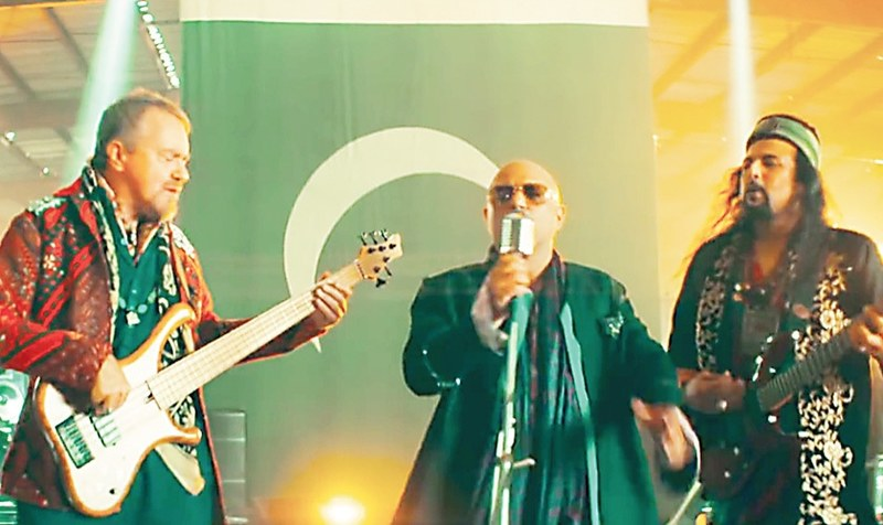 Junoon All Set to Release a New Song After 15 Years!