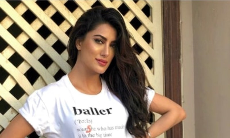 'I Now Want to Try My Hands at Direction' Reveals Mehwish Hayat