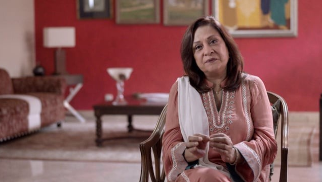 Samina Ahmed Talks About Her Resilient Mother and Unfinished Manuscript in 'Rewind with Samina Peerzada'