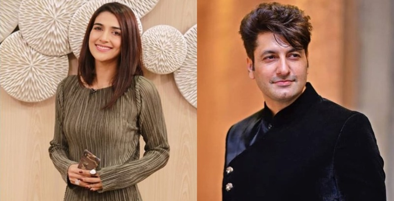 Syed Jibran & Rabab Hashim Pair Up for 'Mere Mohsin'