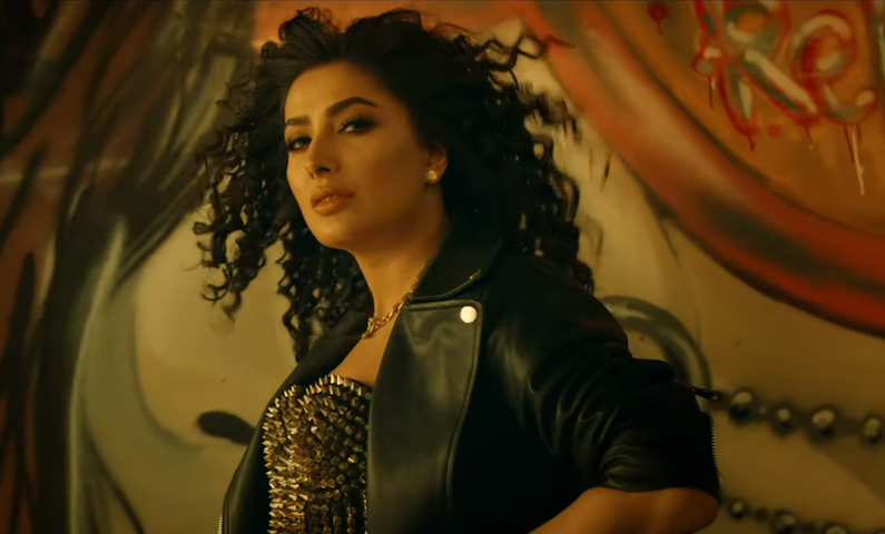 Mehwish Hayat Takes Inspiration from Madonna and Calls Herself 'A Bad Feminist'