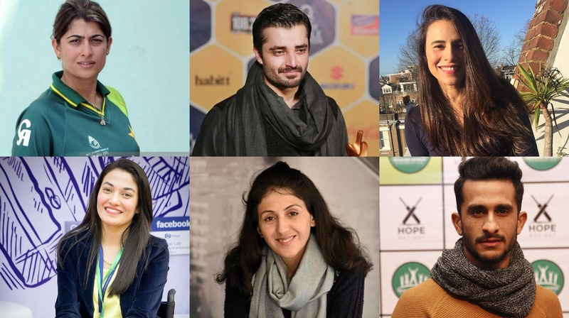 Celebrities Become Part of The First Ever National Youth Council of Pakistan!
