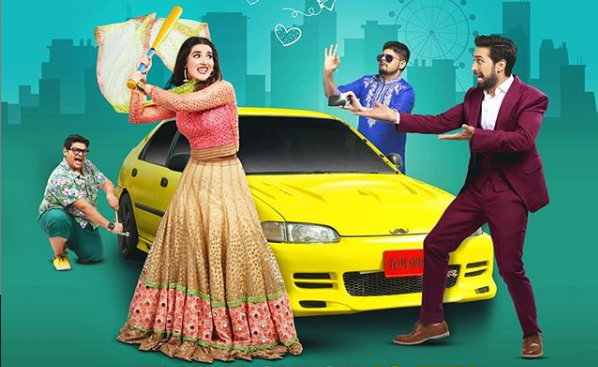 The Trailer of 'Heer Maan Ja' Is A Jam-Packed Ride of Romance and Action!
