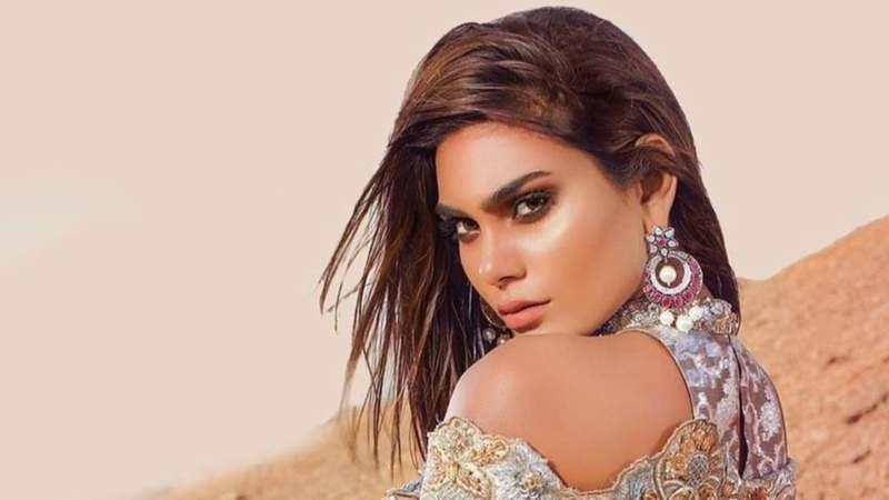 Zara Abid Opens Up About her Latest Dark Skin Shoot!