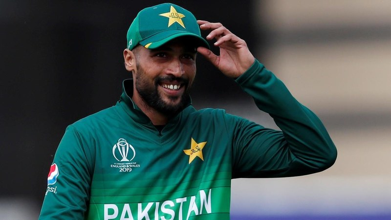 Mohammad Amir Retired From Test Cricket and Cricket Stars are Not Happy