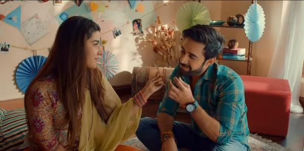 Abdullah Qureshi's 'Chan Mahi' From the Movie Heer Maan Ja Will Grow On You