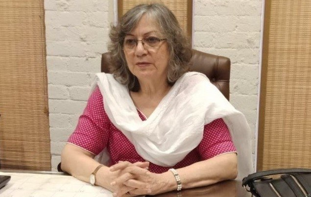 Moneeza Hashmi has been appointed Chairperson of the Board of Governors Lahore Arts Council
