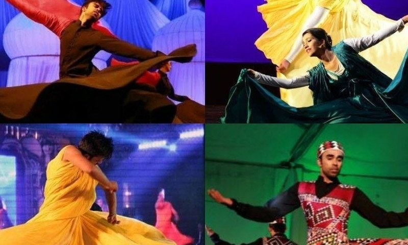Wahab Shah Stages Sufi Performances Across the Globe