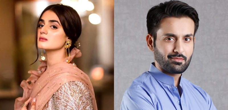 Exclusive : Affan Waheed and Hira Mani To Be Seen Next In Drama 'Ghalti'