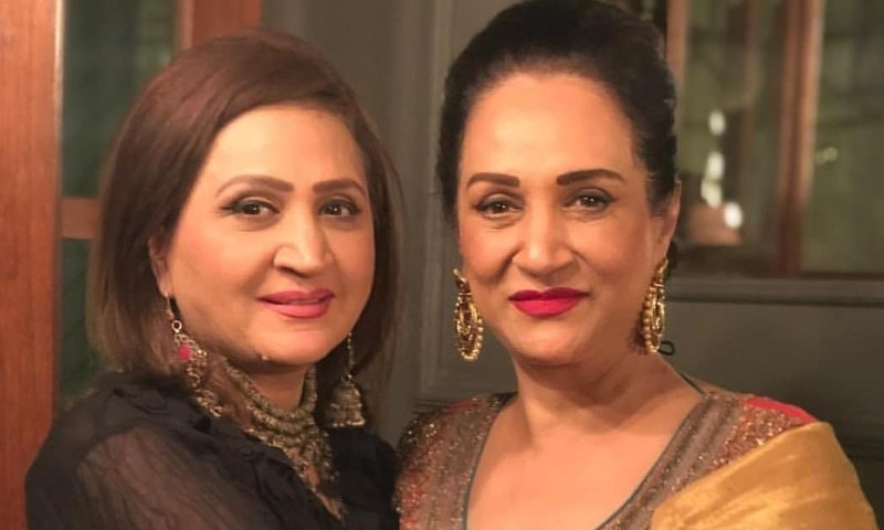 Asma Abbas and Bushra Ansari To Play Sisters On Screen In New Drama