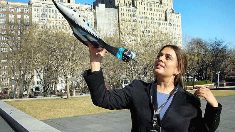 HIP Exclusive: Meet Namira Salim, the First Pakistani Astronaut