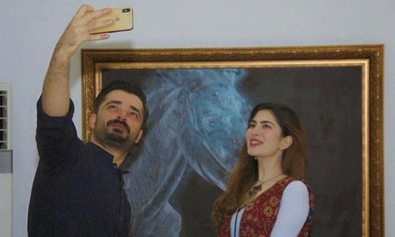 Just In: Hamza Ali Abbasi and Naimal Khawar Are Getting Married