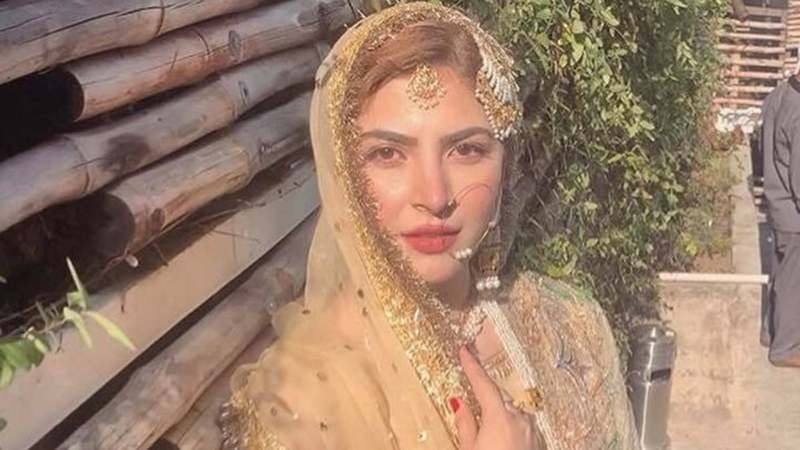 Naimal Khawar Opens Up About Her Wedding Dress