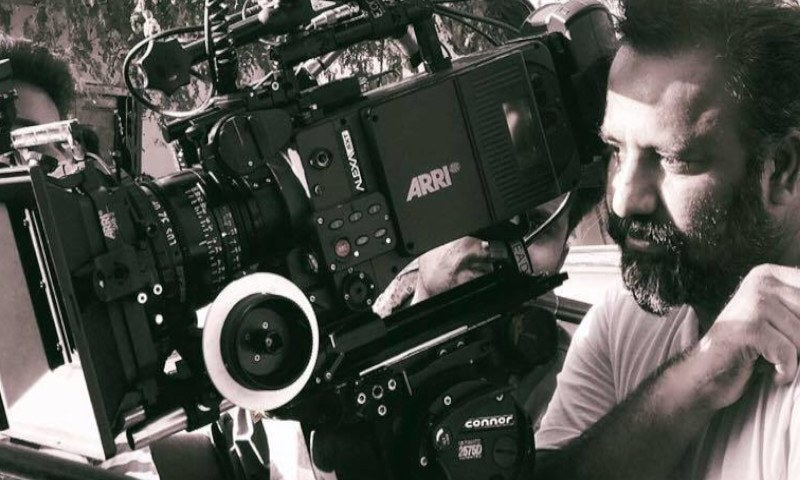 'I Would Love To Shoot a Historical Period Film on our Heroes' - Cinematographer Rana Kamran
