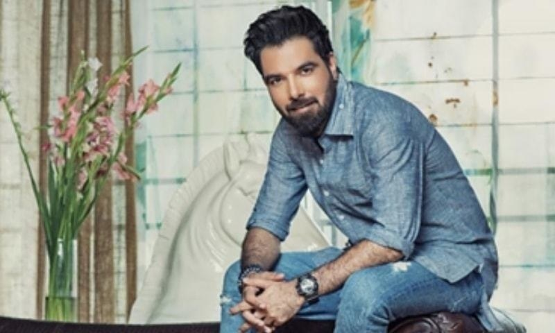Exclusive : Yasir Hussain Shoots For Film Chaudhry