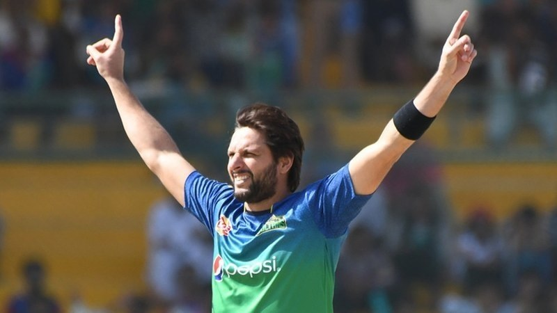 Shahid Afridi Announces Youtube Channel