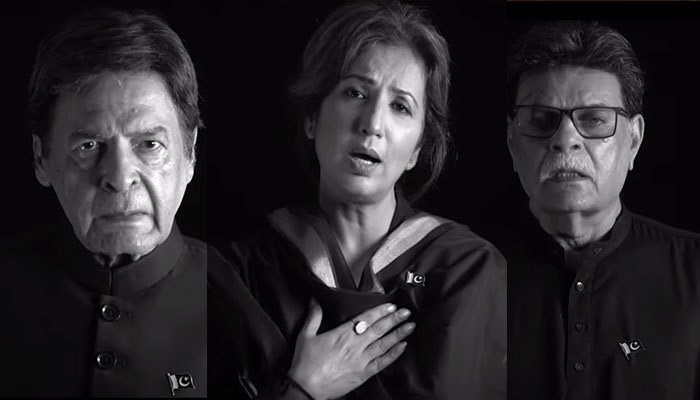 Stars Come Together for Kashmir In a New Music Video