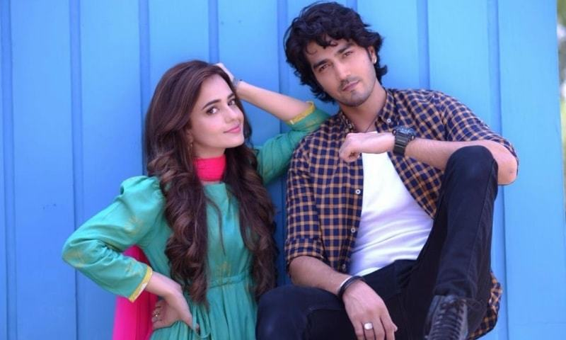 Exclusive : Sumbul Iqbal and Shahzad Sheikh Begin Shooting For Their New Drama