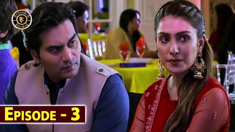 HIP Reviews: Meray Pass Tum Ho Episode 3: The Portrayal Of A Lover Done Brilliantly By Humayun Saeed