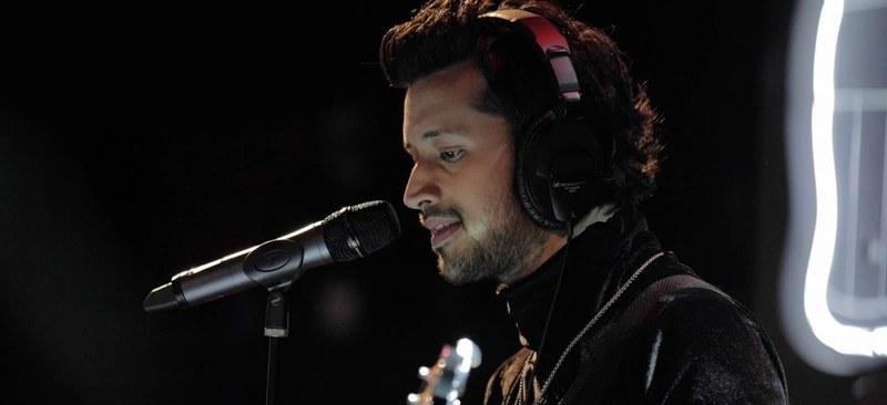 Atif Aslam to Bless Our Ears in Coke Studio 12